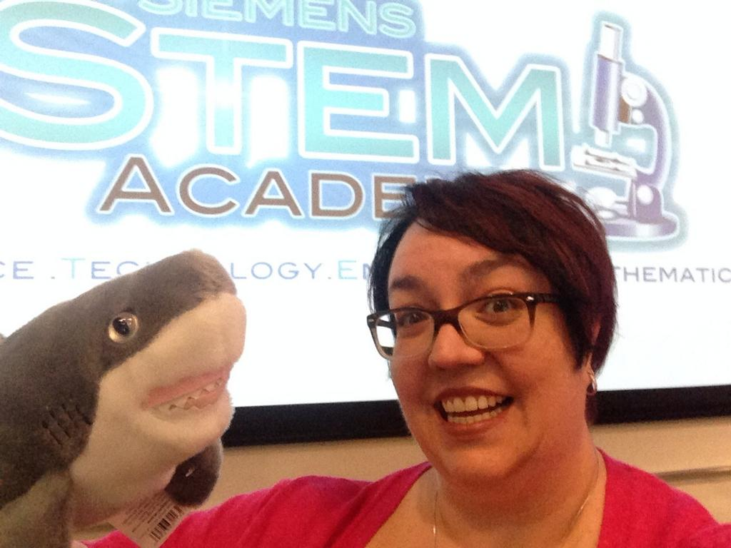 I Love STEM Teachers! Siemens STEM Academy, Aug 2014