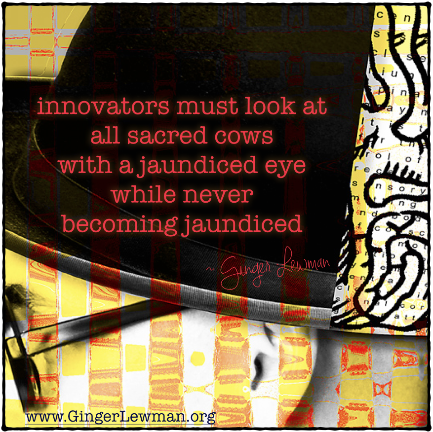 Innovate Without Becoming a Jackass